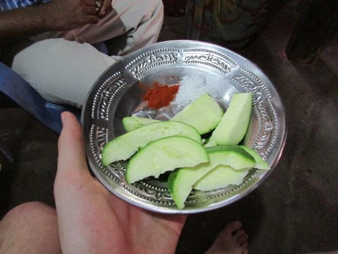Green Mango and Chili